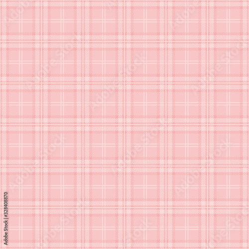 Tapeta różowa  scottish-pink-tartan-background-seamless-pattern