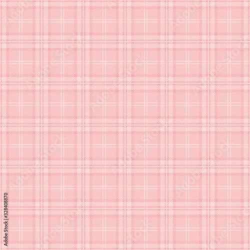 Tapeta różowa  szkocki-rozowy-tartan-tlo-wzor