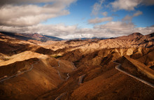View Of The High Atlas Mountai...