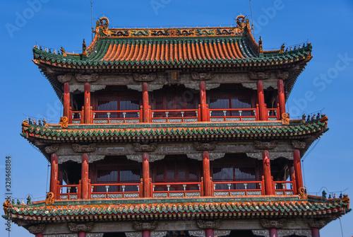 Shenyang Imperial Palace Tablou Canvas