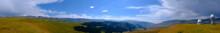 Panoramic Landscape Of Observa...