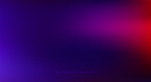 Abstract Dark Blue Blurred Background Red Lighting With Horizontal Lines Surface.