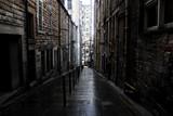 Fototapeta Uliczki - Narrow Alley
