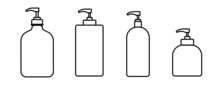 Flat Design Of Bottle Vector I...