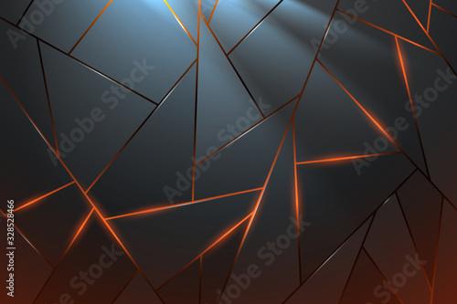 abstrakcjonistyczny-metalu-tlo-z-lekkim-skut