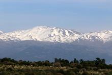 Snow Lies On Mount Hermon, A M...