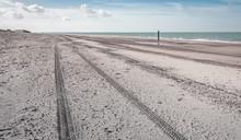 Along The Coastline Of The Dut...