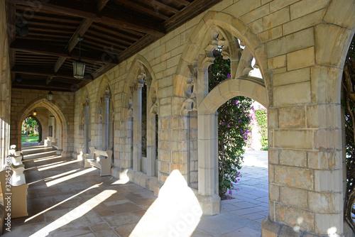Photo Courtyard of Bethesda-by-the-Sea Church