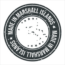 Made In Marshall Islands Symbo...