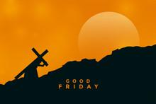 Jesus Christ Carrying Cross Fo...
