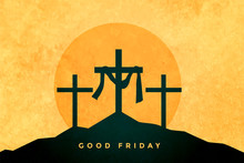 Good Friday Or Easter Day Back...