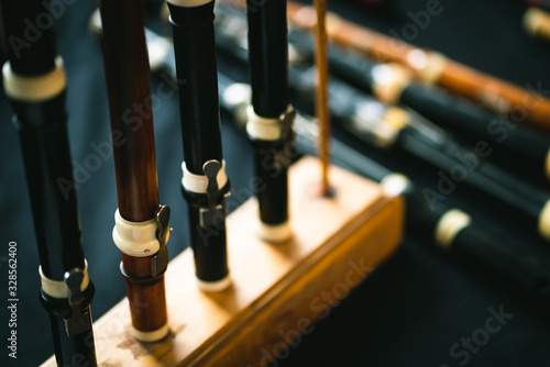 Photo Early Music Historical Instrument - Flauto Traverso
