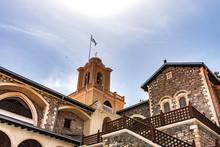 Kykkos Monastery In Troodos Mo...