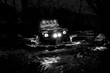 Land Rover Defender River Crossing