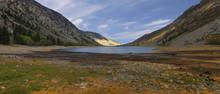 Lundy Lake In Sierra Nevada Mountains, California.