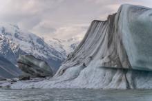 Large Floating Iceberg On Tasm...
