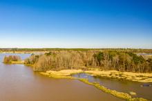 Nature Landscape Louisiana USA Swampland
