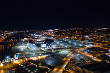 Aerial Photo Nissan Stadium Na...