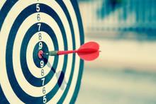 The Bullseye, Or Bull's-eye Or...