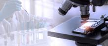 Laboratory Concept; Close Up O...
