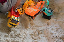 Small Kid Toy Vehicle Construc...
