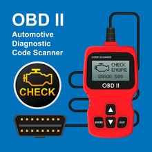 OBD2 OBD II CAN Bus Portable Car Automotive Automatic Diagnostic Error Code Scanner Tester Maintenance Repair Fix Engine Gear Transmission Problem