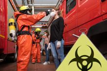 Corona Virus Pandemie Ist Ausg...