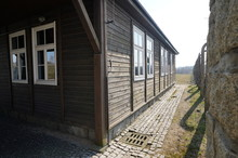 Gross-Rosen Is A German Nazi Concentration Camp Where Was Murder People In World War II