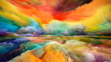 Virtual Land And Sky