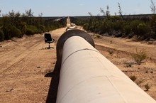 Water Pipeline To Kalgoolie