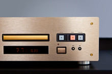 Expensive Stereo CD Player Wit...