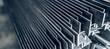 Leinwandbild Motiv Stainless steel angles or angle bars
