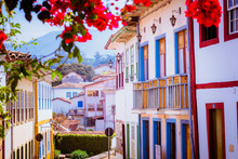 View Of Old Town Ouro Preto At...