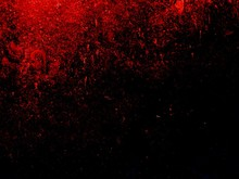 Red And Black Grunge Background Look Like Fire Flashes With Space For Text