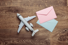 Air Mail, Air Delivery. Flat L...
