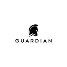 Simple Guardian Vector Logo De...