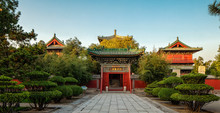 Longxing Temple In Zhengding, ...