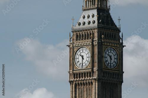 Photo Big Ben, London's most renamed landmarks.