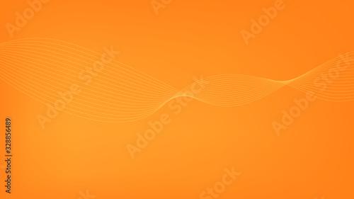 Fototapeta abstract orange background obraz na płótnie