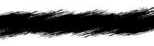 Smear Of Black Paint