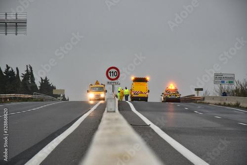 Photo Voie rapide - autoroute