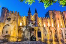 Avignon, Provence, France.