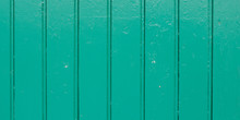 Green Wooden Rustic Background Painted Wood Boards Planks Texture