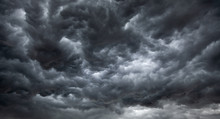 Dark, Ominous Rain Clouds