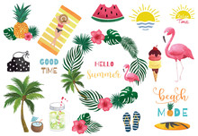 Summer Watercolor Collection W...