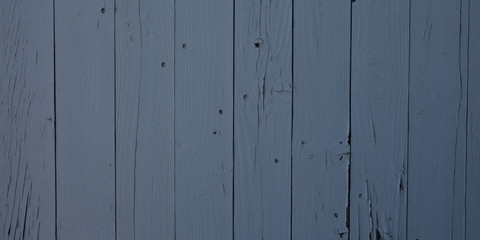 Wooden rustic grey planks texture wood grey blue panel background vertical