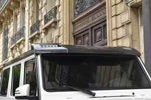 G Wagon In France Parked On Th...