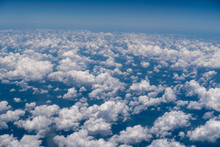 Arial Scattered Clouds.