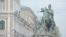 Monument To Bogdan Khmelnitsky...