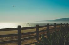 Fenced Beach